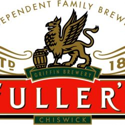 Bar at Newbury Rugby Club serves Fullers