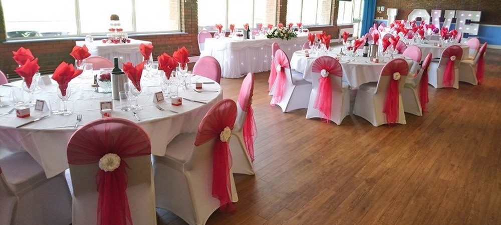 wedding party room hire Newbury